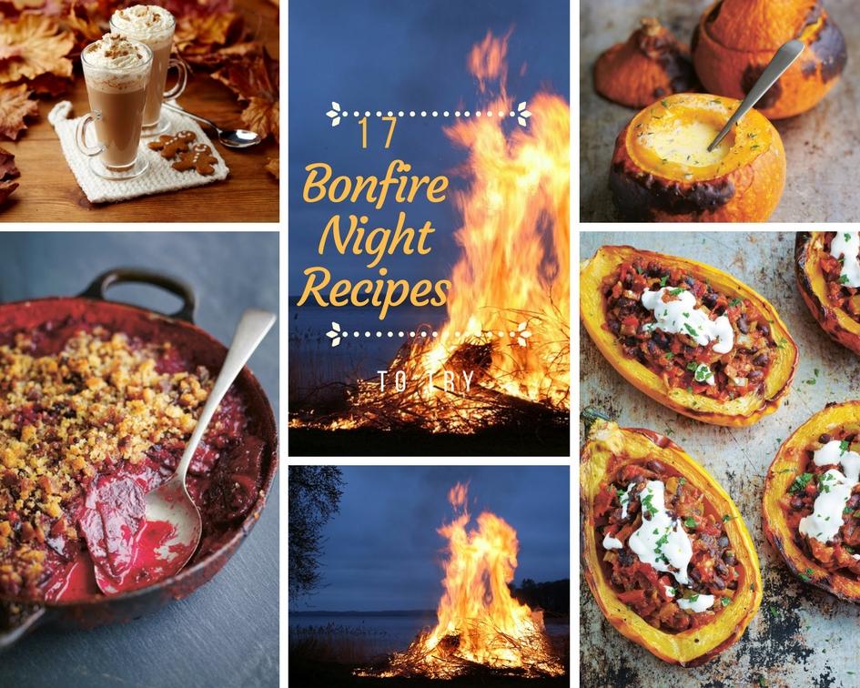 17 Tasty Bonfire Night Recipes Everyone Will Love