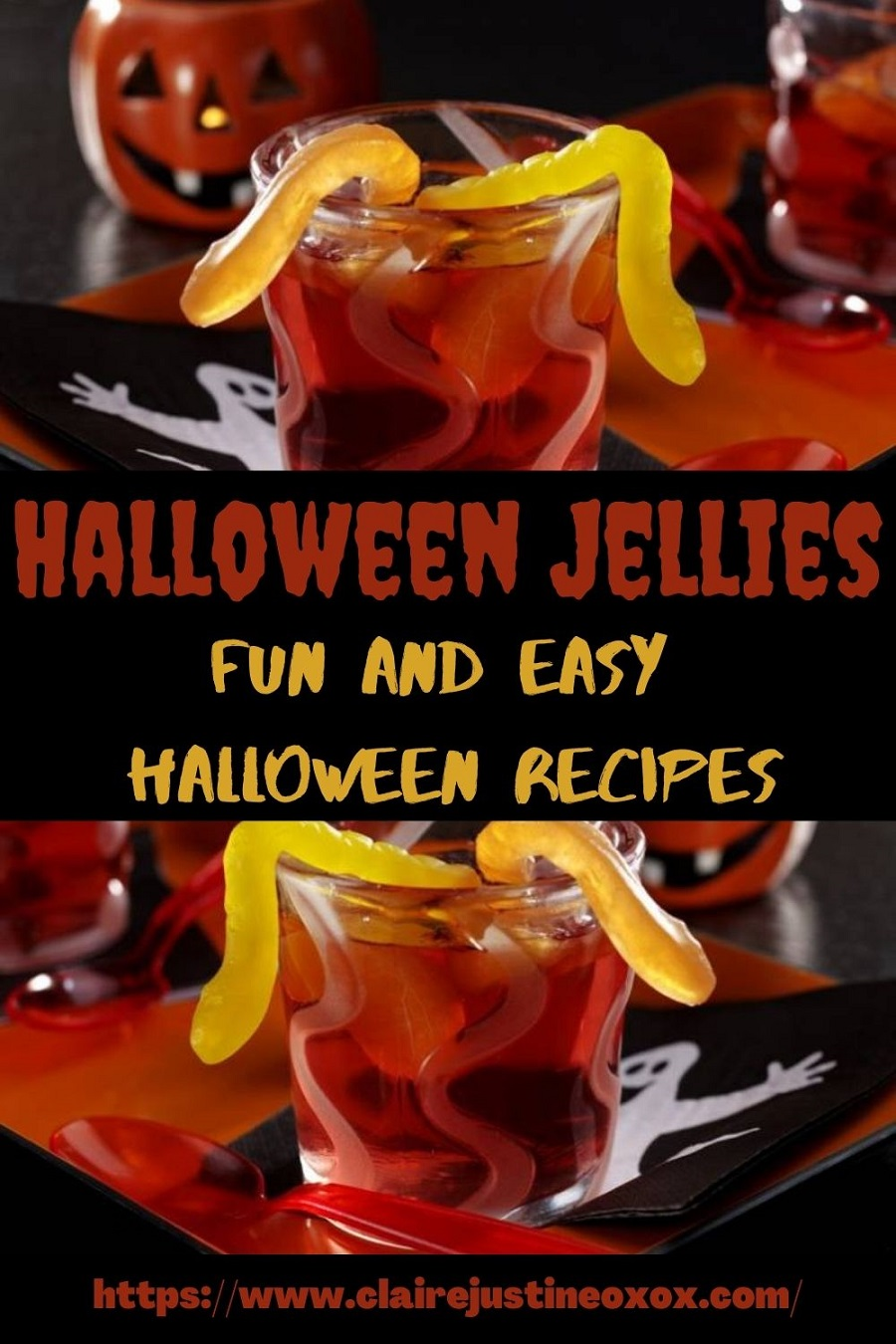 Halloween Jellies: Fun And Easy Halloween Recipes