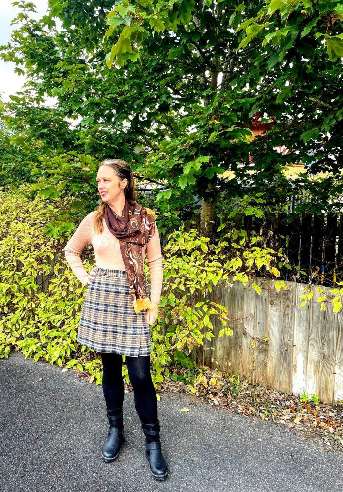 Autumn Layering Fashion Ideas: 31 Days Of October: