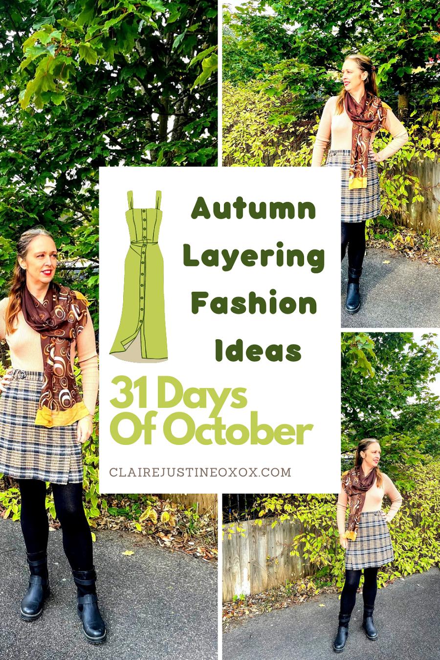 Autumn Layering Fashion Ideas